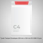 c4 white envelopes