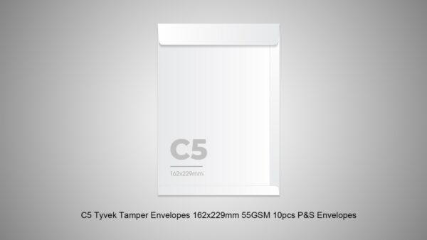 c5-envelopes-white large tyvek envelopes