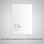 printed tyvek envelopes